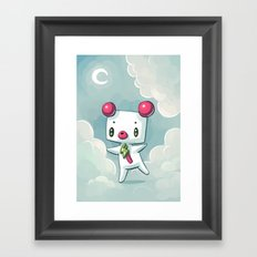 Dreamy Bear Framed Art Print