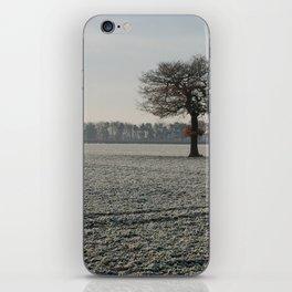 Winter in Yorkshire iPhone Skin