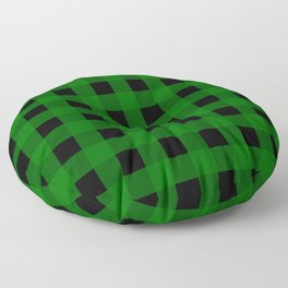 Pine Green Buffalo Check - more colors Floor Pillow