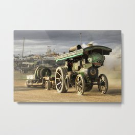 Gigantic at the Fair  Metal Print
