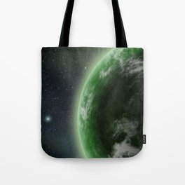The Green Planet 2 Tote Bag