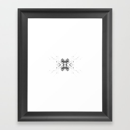 Amiaz Framed Art Print