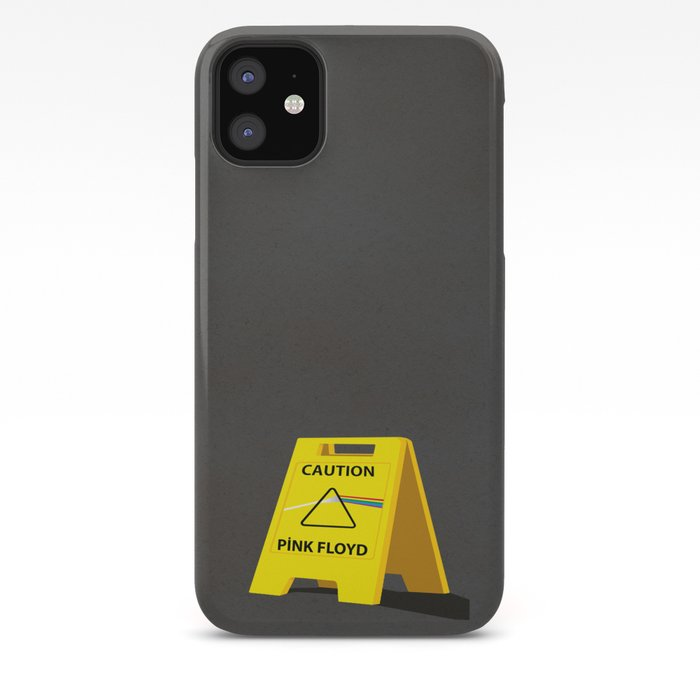 Pink Floyd Iphone Case By Gunberk