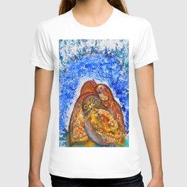 Winter's Nest #society6   #decor #buy art T-shirt