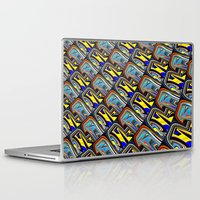 scales Laptop & iPad Skins featuring Scales by David  Gough