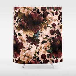 Vintage & Shabby Chic - Night Affaire V Shower Curtain