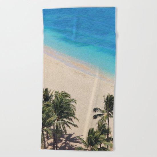 Hawaii Dreams Beach Towel