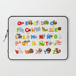 ABC (spanish) Laptop Sleeve