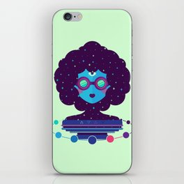 Ethereal Mistress iPhone Skin