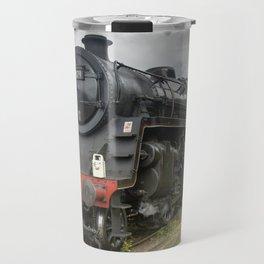 Beautiful steam train Travel Mug