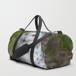 Alaskan Snowy Owl - Summer Duffle Bag