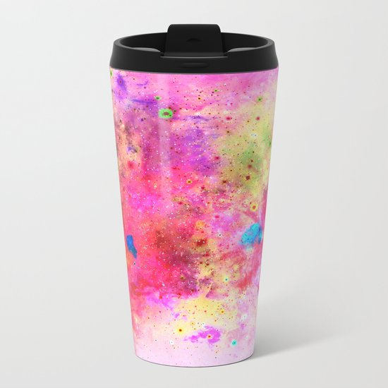 Everything is nothing 30 (therefore it was beautiful) Metal Travel Mug