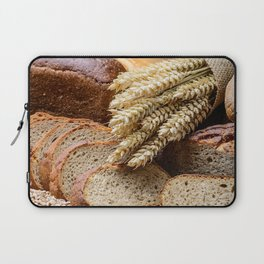 Breads Laptop Sleeve