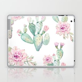 Simply Cactus Rose Laptop & iPad Skin