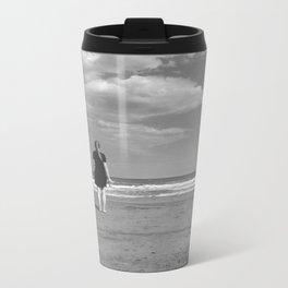 Off the sea Metal Travel Mug