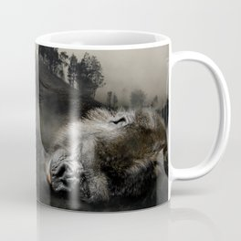 Gorilla Forest Coffee Mug