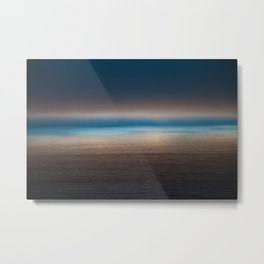 Big Sur Horizon Metal Print