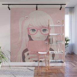 「Gamegirl Girl」  Wall Mural