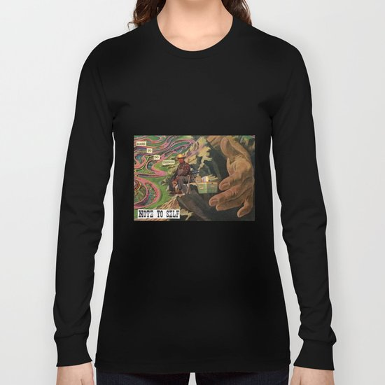 Just A Thought Long Sleeve T-shirt