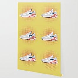 Retro Shoes Love Wallpaper
