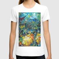 switzerland T-shirts featuring SWITZERLAND by Kelli Gedvil
