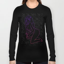 Empyrean Blues Long Sleeve T-shirt