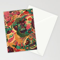 Sense Improvisation Stationery Cards