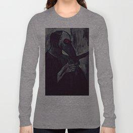 plague test Long Sleeve T-shirt