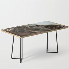 The Timetraveller II Coffee Table