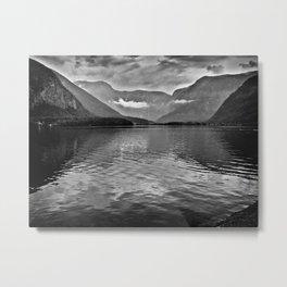 Konigsee Berchtesgaden Germany Metal Print