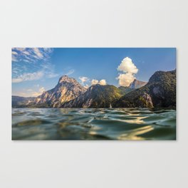 traunsee Canvas Print