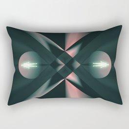 Ascend - Descend Rectangular Pillow