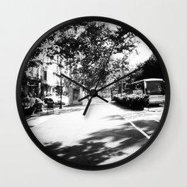 Gran Via de les Corts Catalanes Wall Clock