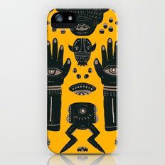 Raise yr Hands Slim Case iPhone (5, 5s)