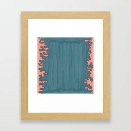 Instillation 10 Framed Art Print