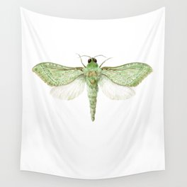 Pepe Tuna / Puriri Moth 2016 Wall Tapestry