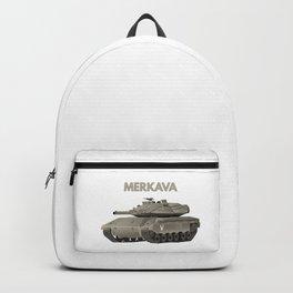 Israeli Tank Merkava Backpack