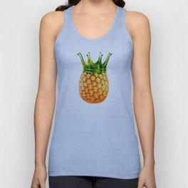 Pineapple? kingapple! Unisex Tank Top