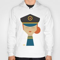 pilot Hoodies featuring Pilot by Page 84 Design