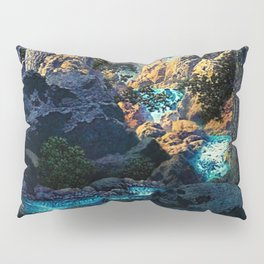Doctrine of Divine Light by Maxfield Parrish Pillow Sham