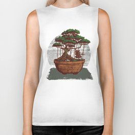 Bonsai Swing Biker Tank