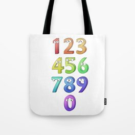 I count them! Tote Bag
