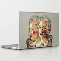 girls Laptop & iPad Skins featuring Girls by R. Gorkem Gul