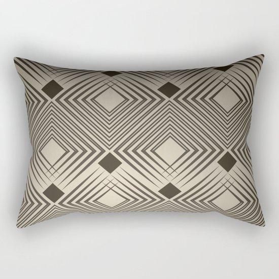 Art Deco. Magic. Rectangular Pillow