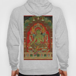 Green Tara, Tibet, 13th century Hoody