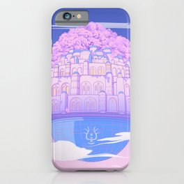Castle in the Sky iPhone Case