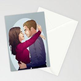 Fitzsimmons - Soft Embrace Stationery Cards