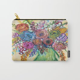 Bouquet II Carry-All Pouch