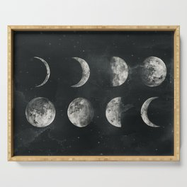 Moon Phase Serving Tray