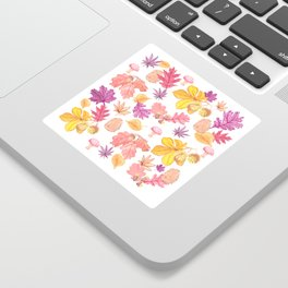 Autumn Medley Sticker